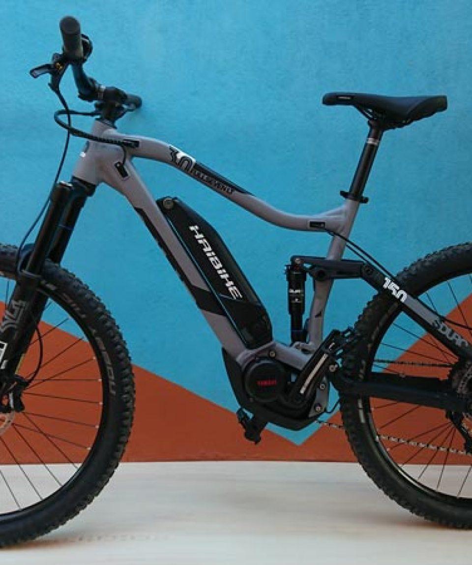 Rent an electric bike in Orosei, Sardinia
